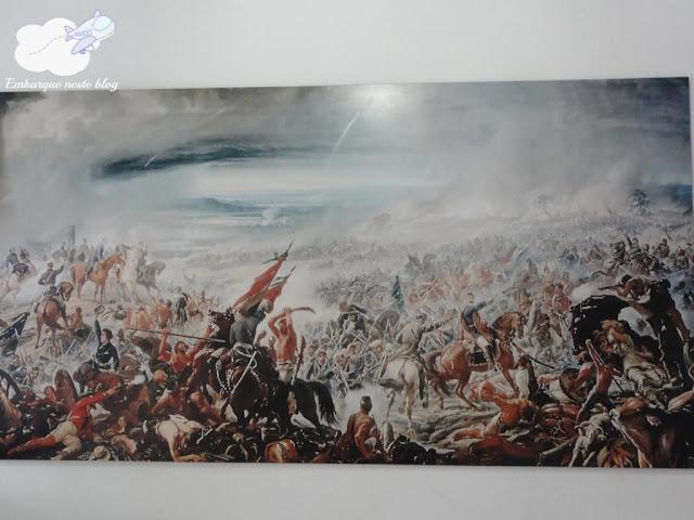 A Batalha do avaí, Museu Casa Pedro Américo. Areia, PB