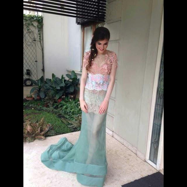 Gambar Gaun Ivan Gunawan Baju Artis Gaun Ivan Gunawan