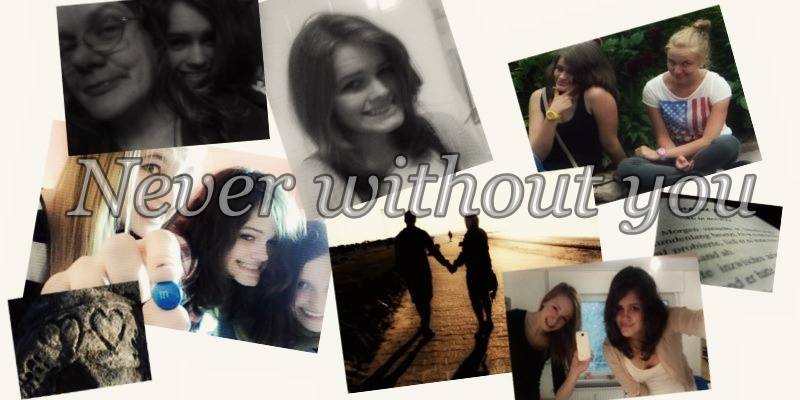 Never without you♥