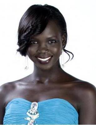 Miss South Sudan USA 2015 - YouTube