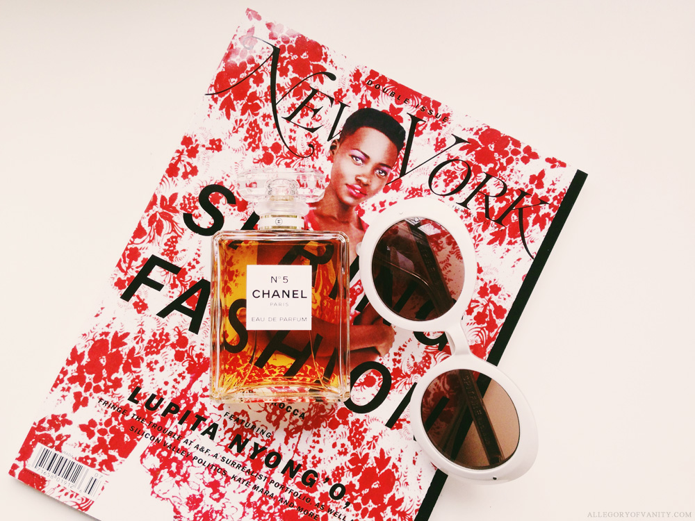 New York Magazine and Chanel No5 | Allegory of Vanity
