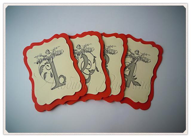 Рассадка гостей. Рассадочные карточки.