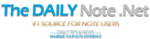 TheDailyNote.Net - #1 RESOURCE FOR GALAXY Note | Galaxy Note 3 | Galaxy Note 2