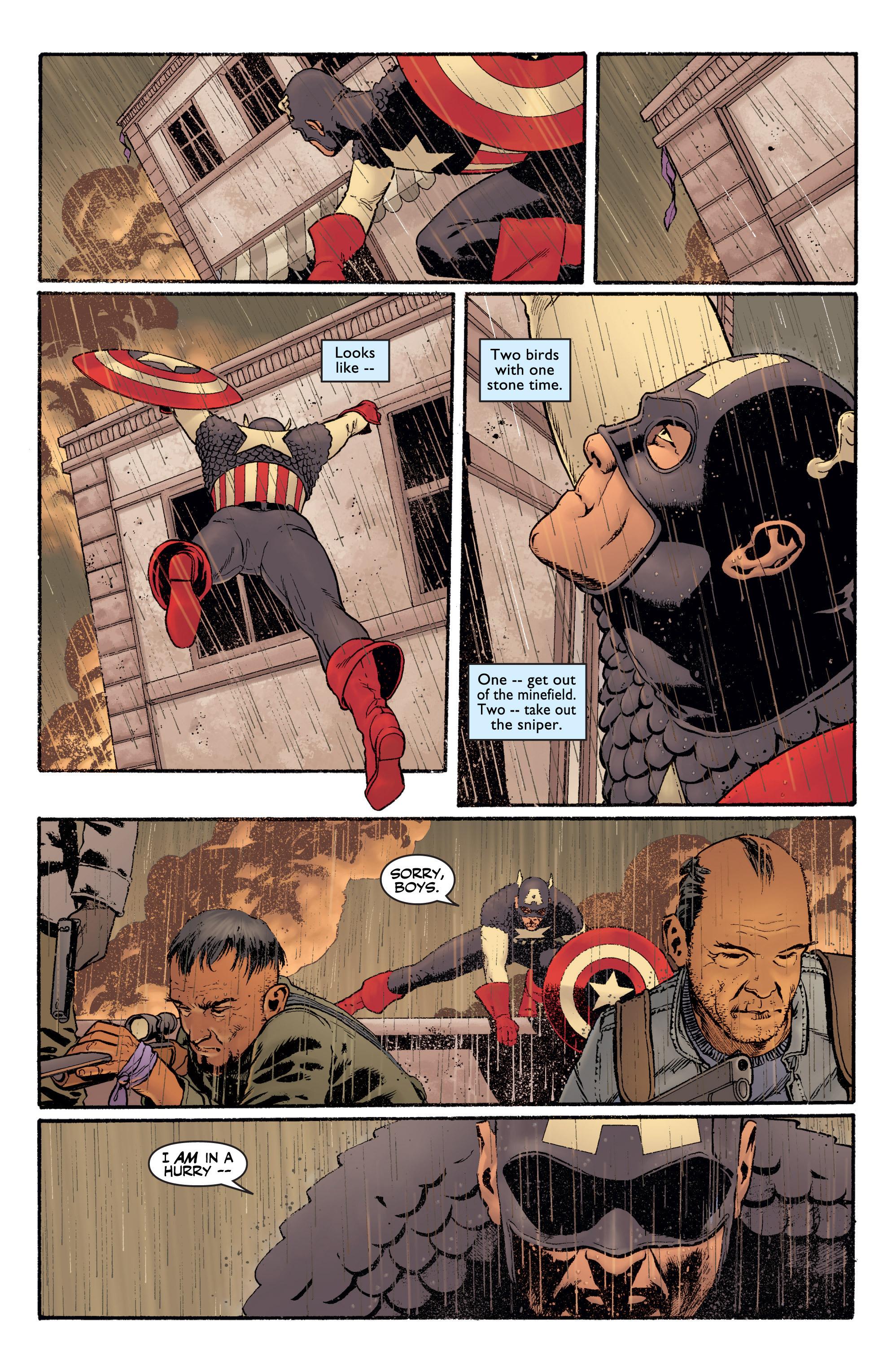 Captain America (2002) Issue #2 #3 - English 12