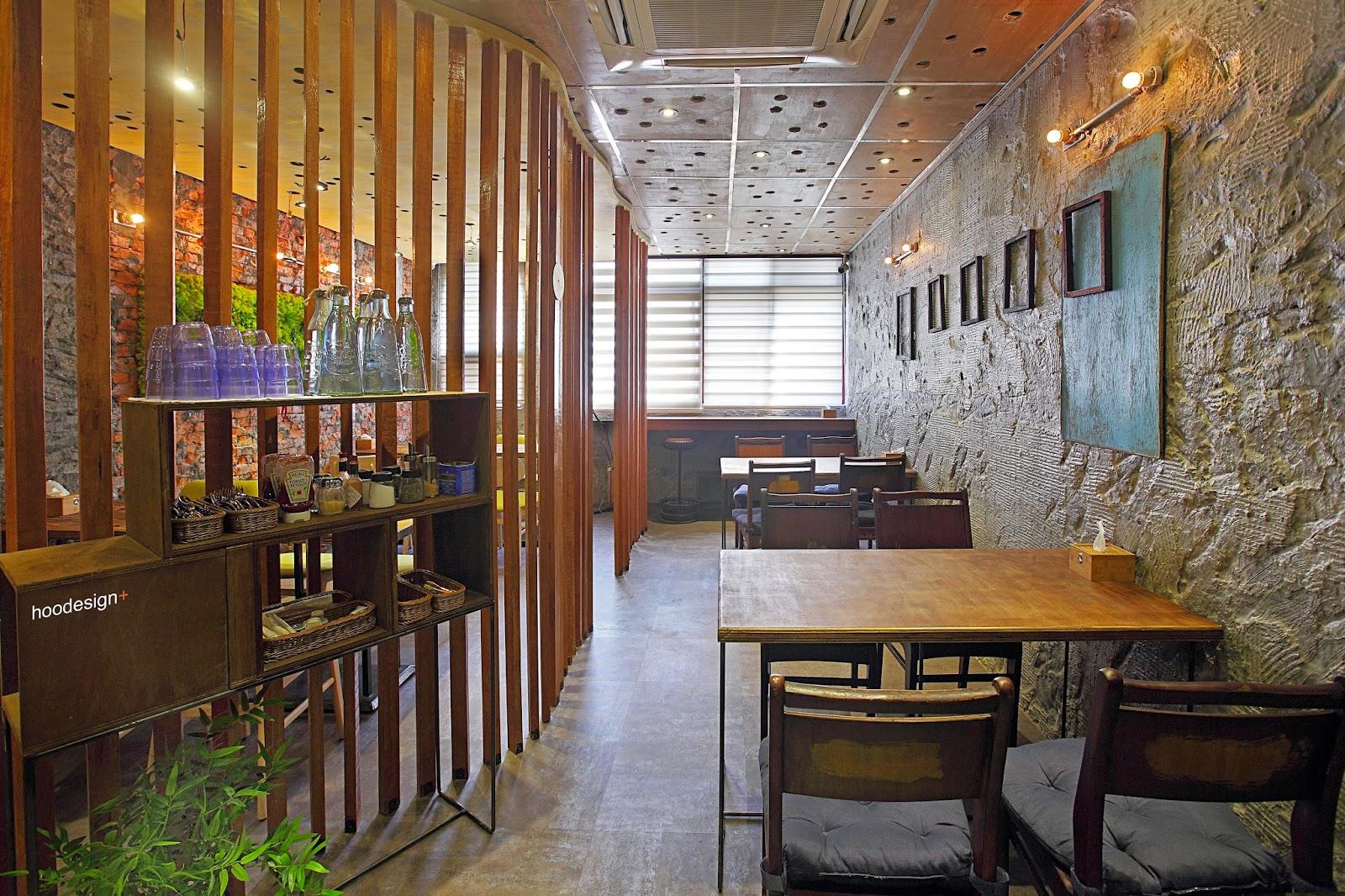 四人座位、用餐空間、多功能櫃設計