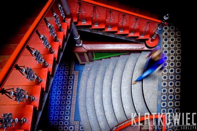 Gniezno: perła wśród klatek schodowych