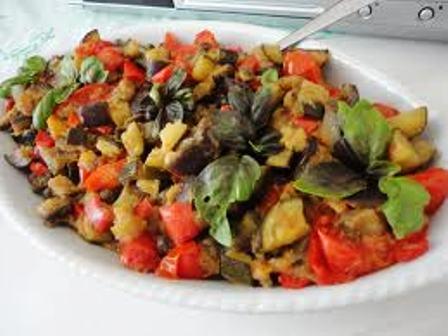 I segreti per cucinare bene misto di ortaggi al forno for Cucinare dietetico
