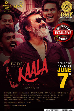 7 JUN 2018 - KAALA (TAMIL)