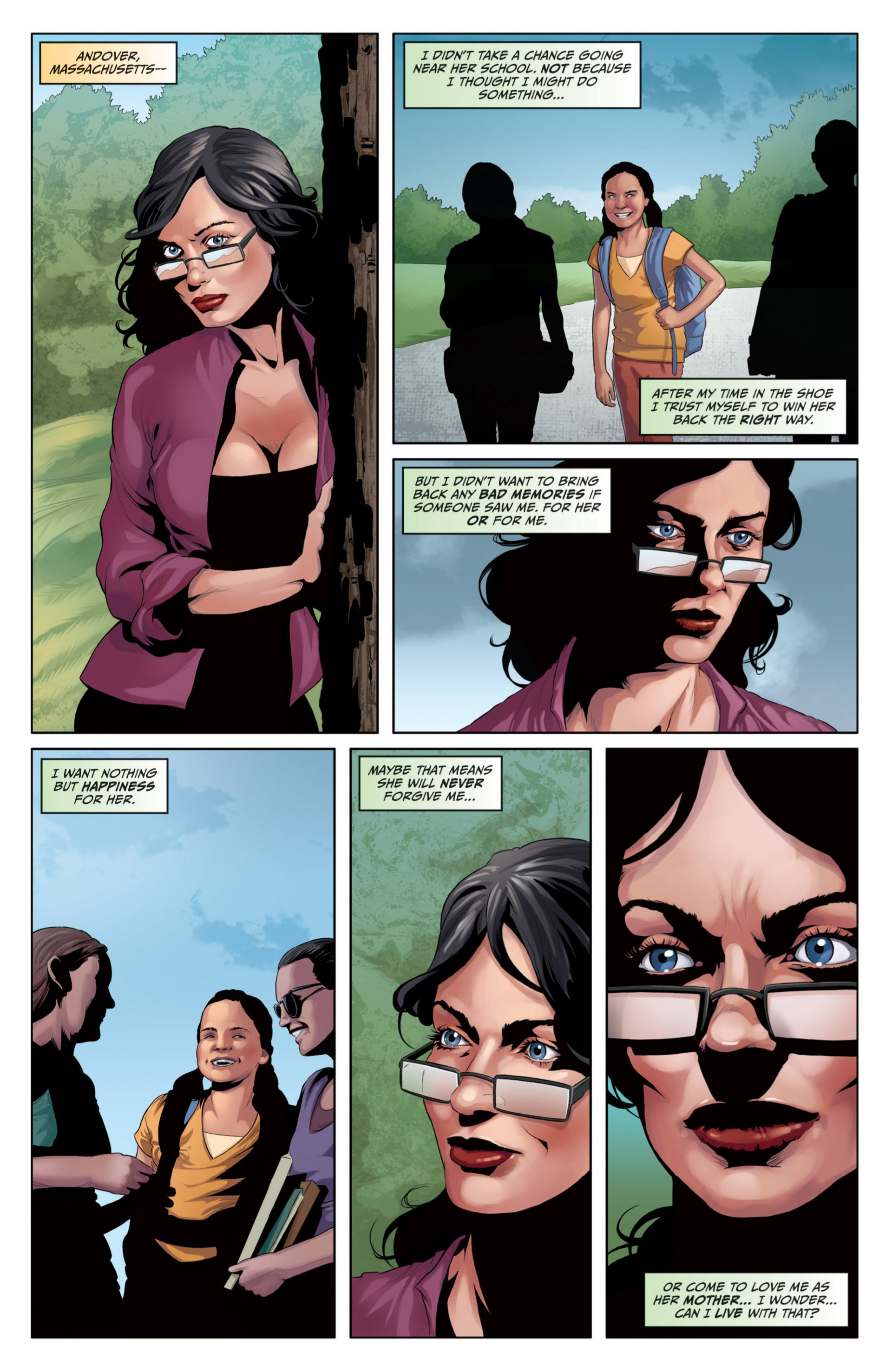 Grimm Fairy Tales (2005) Issue #82 #85 - English 3