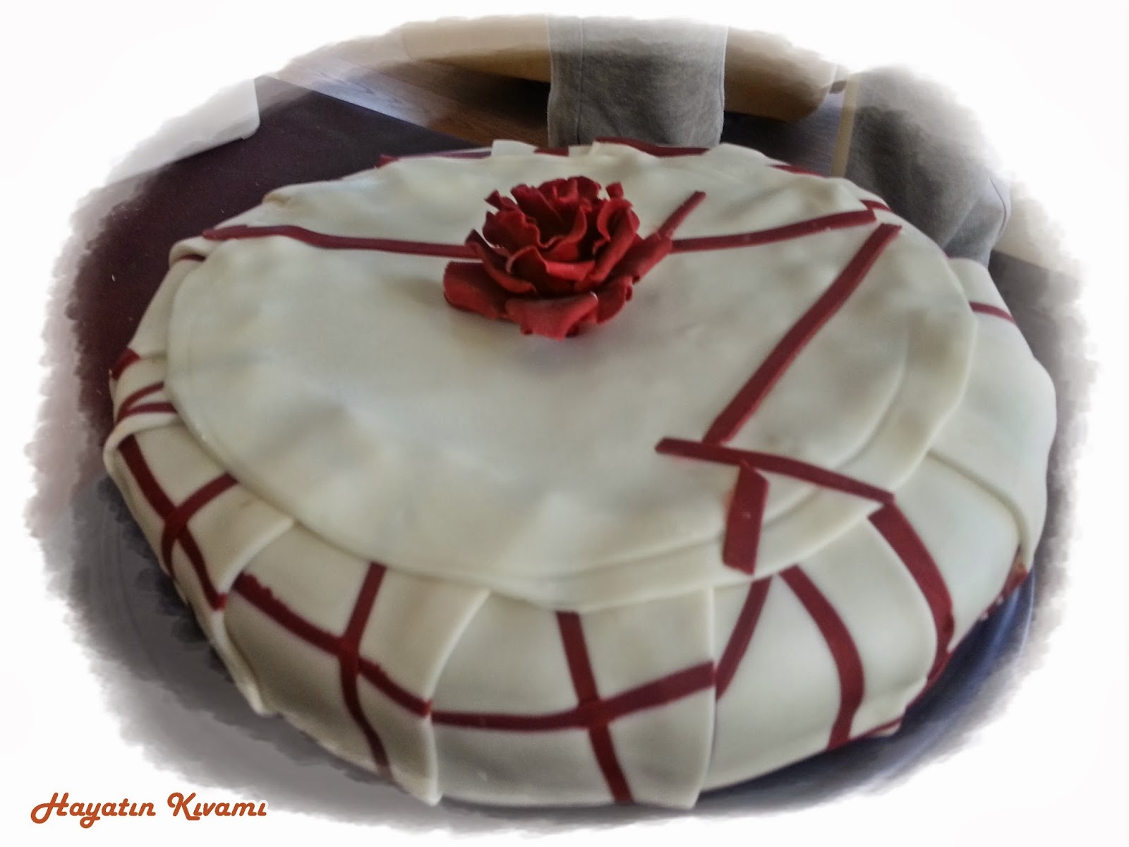 Çizgili Pasta Tarifi