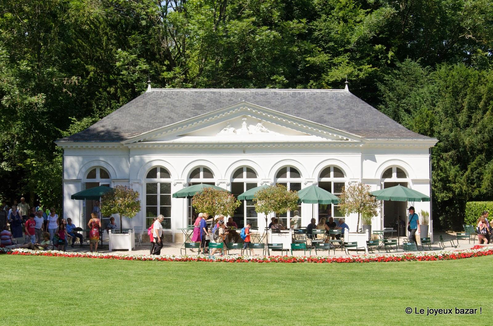 Yerres - propriété Caillebotte - l'Orangerie