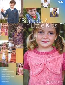 Berroco Big Kids/Little Kids №320 2012