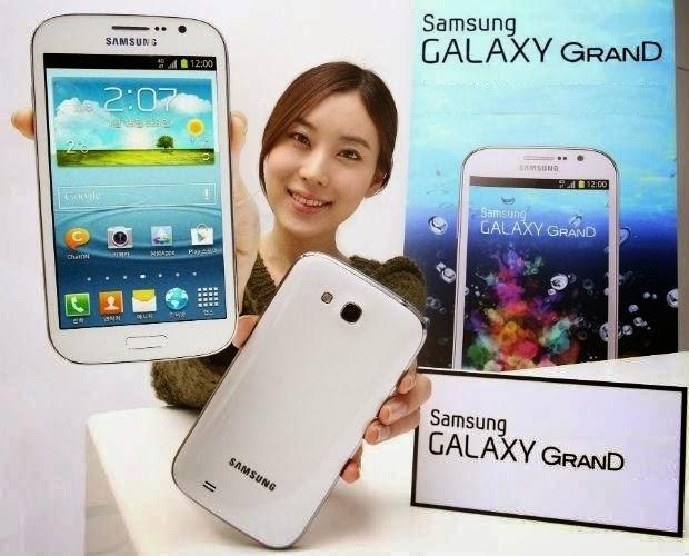 Spesifikasi dan Harga Samsung Galaxy Grand Duos Terbaru Juli - Agustus 2014