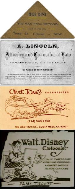 COOL : Koleksi Kad Perniagaan Orang Ternama