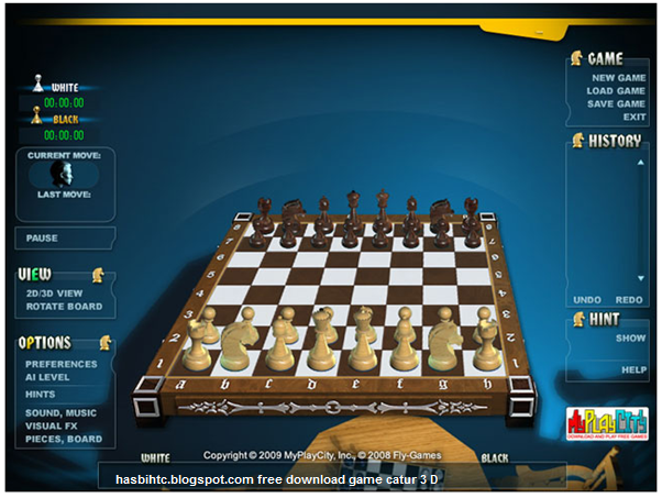 Game Chess Games Catur Full Version
