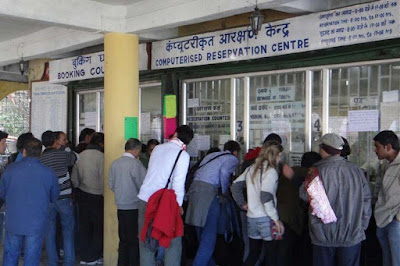 Tatkal Timings are changed for IRCTC and counter booking