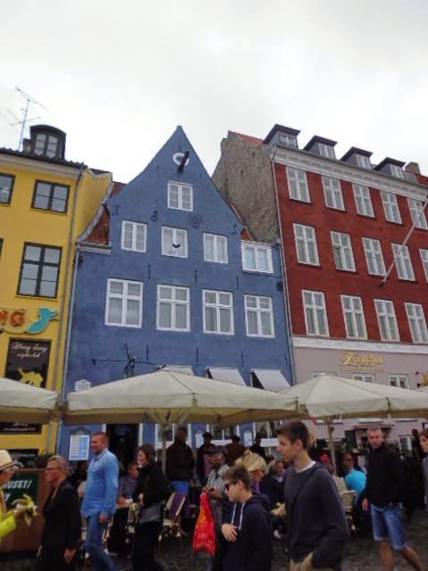 La casa más antigua en Nyhavn, casa Nº 9