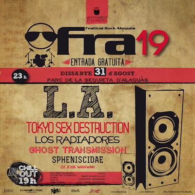 FESTIVAL ROCK DE ALAQUÁS 2013