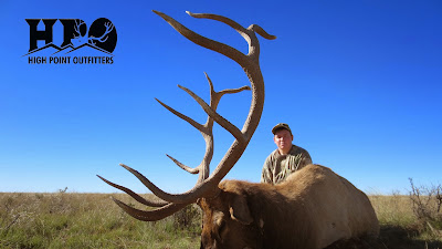 Elk Hunting Arizona - High Point Outfitters