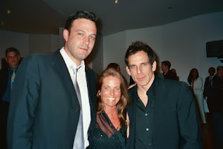 Ben Affleck, Charlotte Laws and Ben Stiller