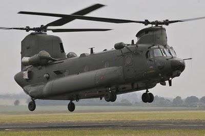 Bagaimana Taliban Menghancurkan Helikopter CH-47 Chinook?