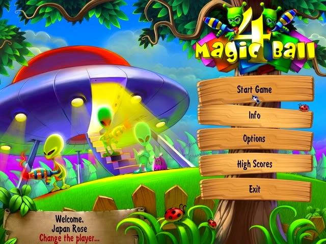 Magic Ball 4 PC Game