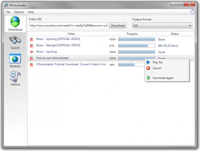 74116 vdownloader Top 10 Best Download Managers Of 2012