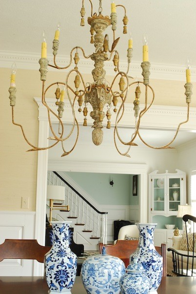 Sweet chaos home my haunted house chandelier my chandelier aloadofball Image collections
