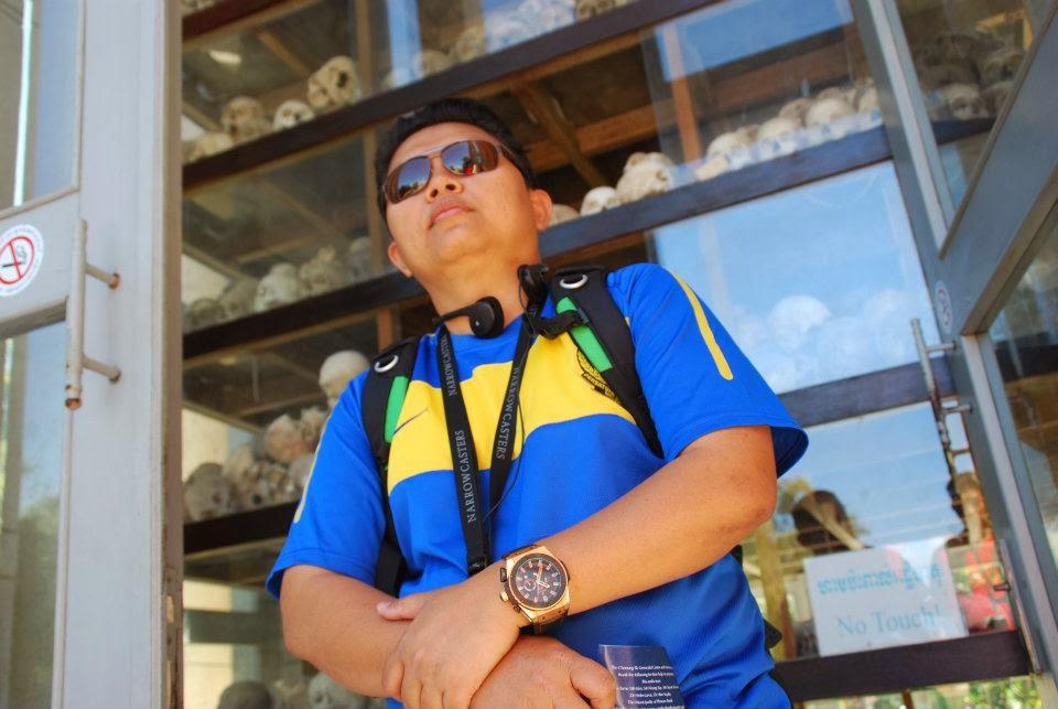 Phnom Penh, Oct 2011