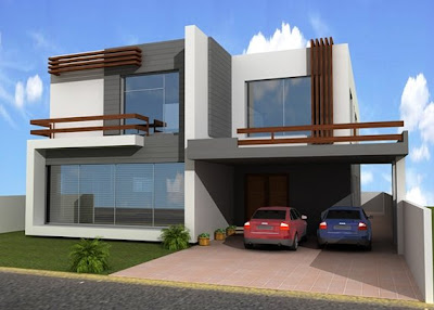 Home Exterior Design Images Car And Electronic Wallpaper
