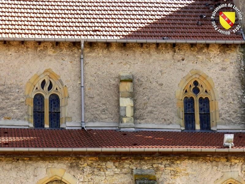 GIRMONT (88) - Eglise de la Nativité-de-Notre-Dame (extérieur)