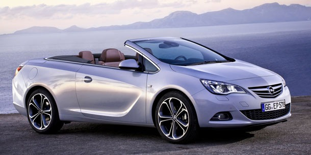2013 Opel Astra Convertible