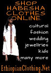 Habesha clothes