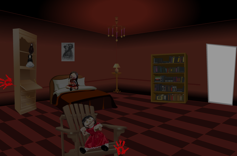 3CSGames Evil Doll Escape