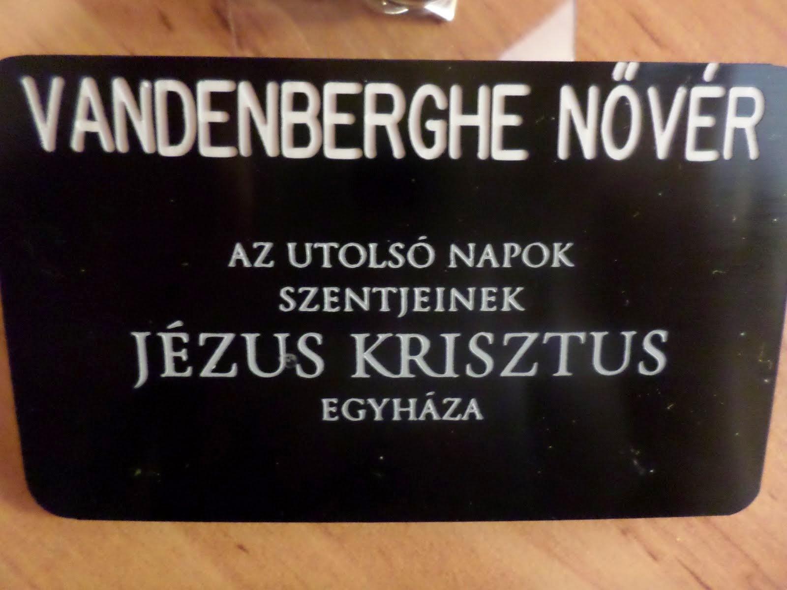 VanDenBerghe Nover