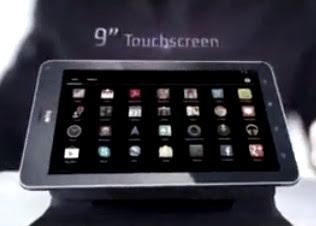 Harga dan Spesifikasi Mito T970 , Tablet ICS dengan Keyboard Eksternal dan Berlayar 9 Inci