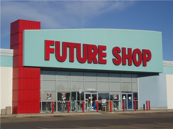 Game Fudge: Good Deals at Future Shop