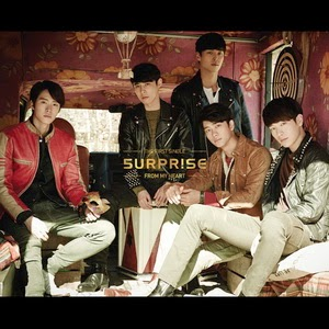 5URPRISE - From My Heart Lyrics