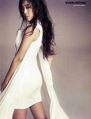 Narsha Brown Eyed Girls L'Officiel Hommes Magazine February Issue 2012