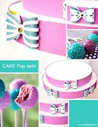 Sütinyalóka, avagy cake pop tartó