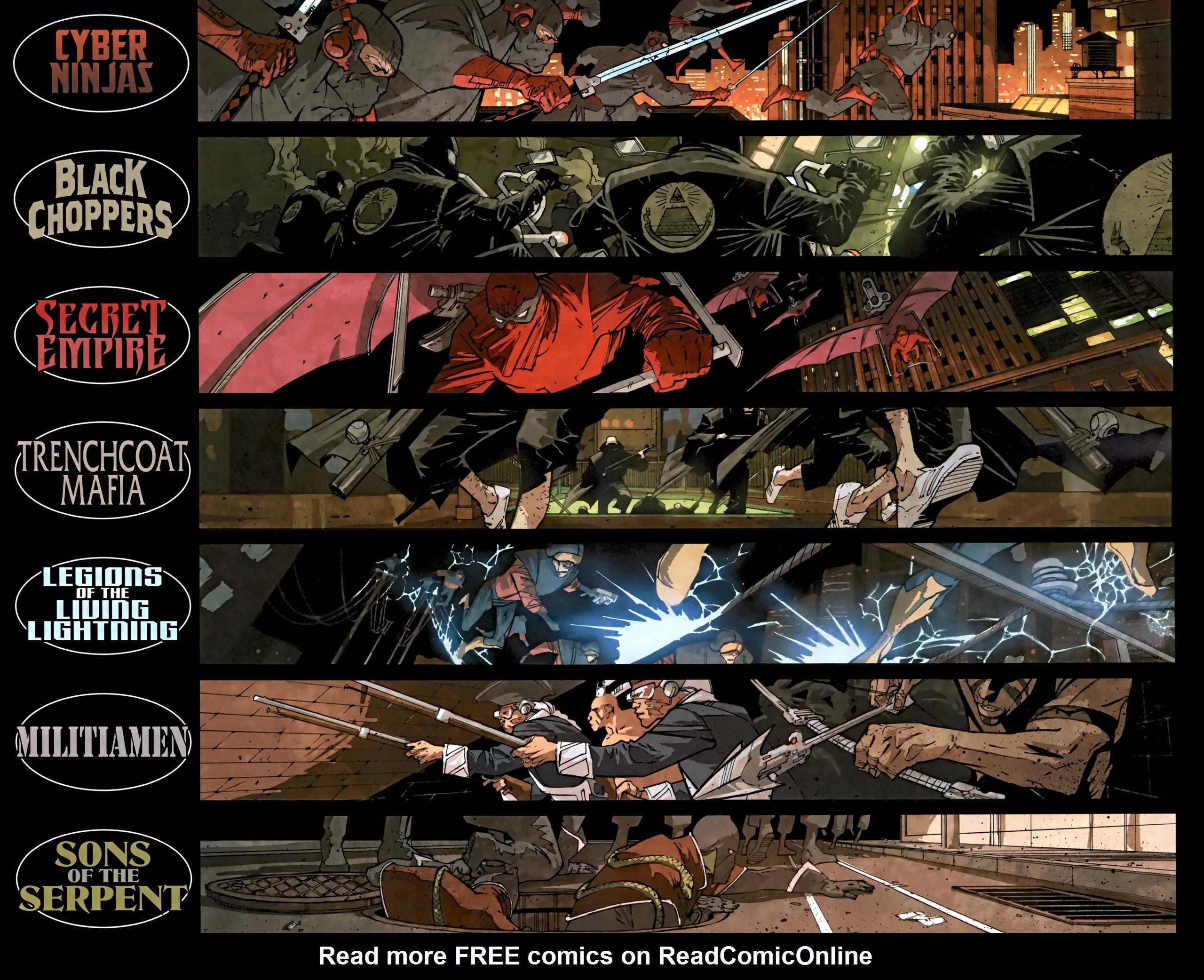 Read online Taskmaster (2010) comic -  Issue #1 - 8