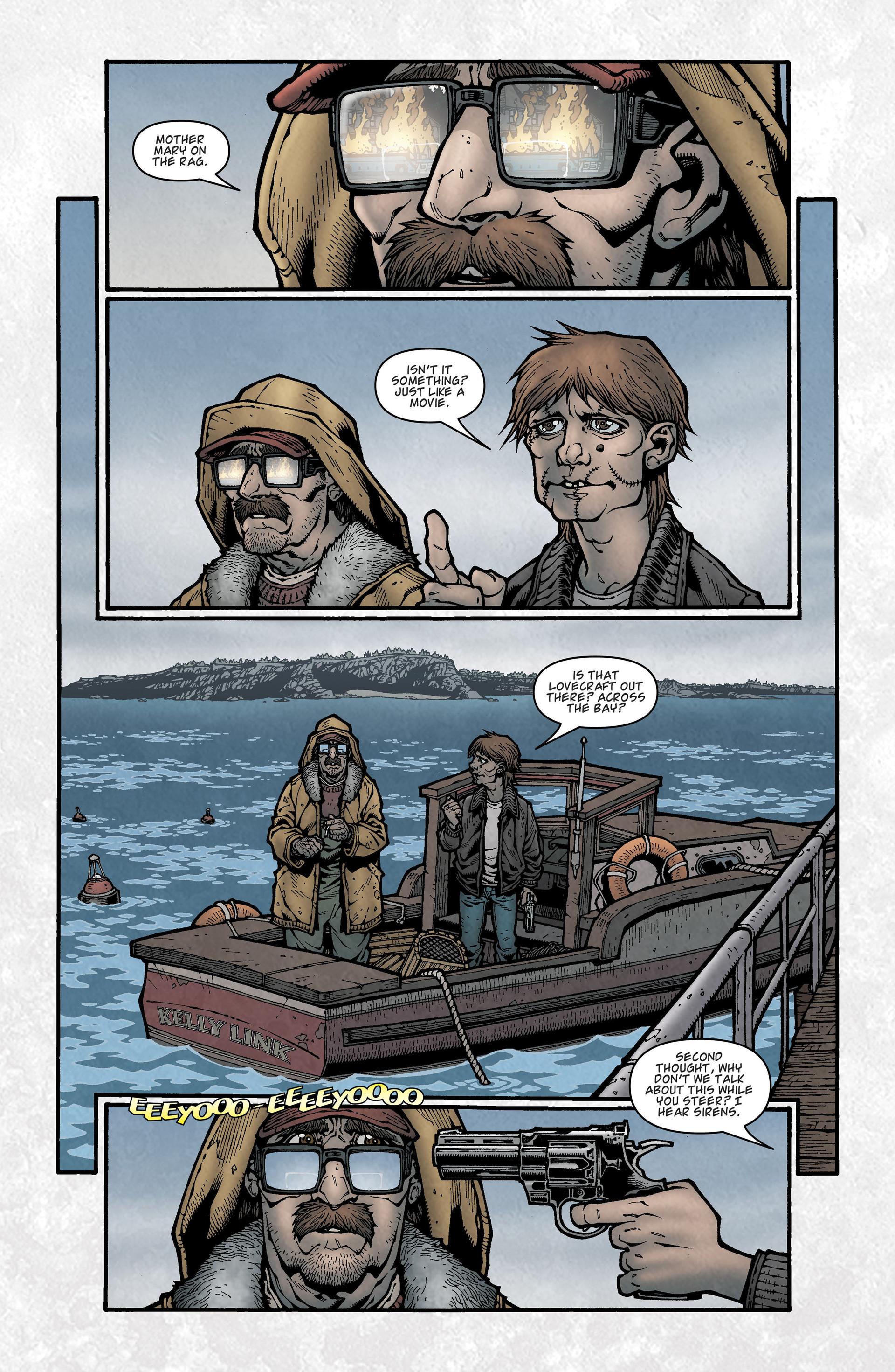 Locke & Key (2008) Issue #5 #5 - English 6
