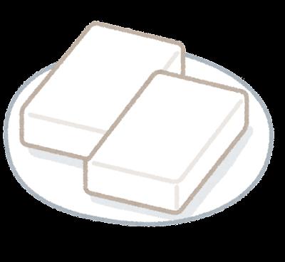 切り餅・角餅のイラスト