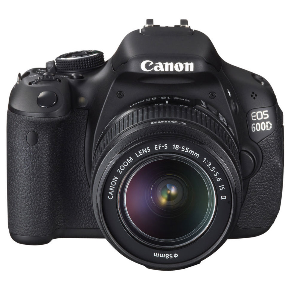 Harga Kamera Digital SLR Canon EOS 600D dipasaran seharga Rp. 7.125 ...