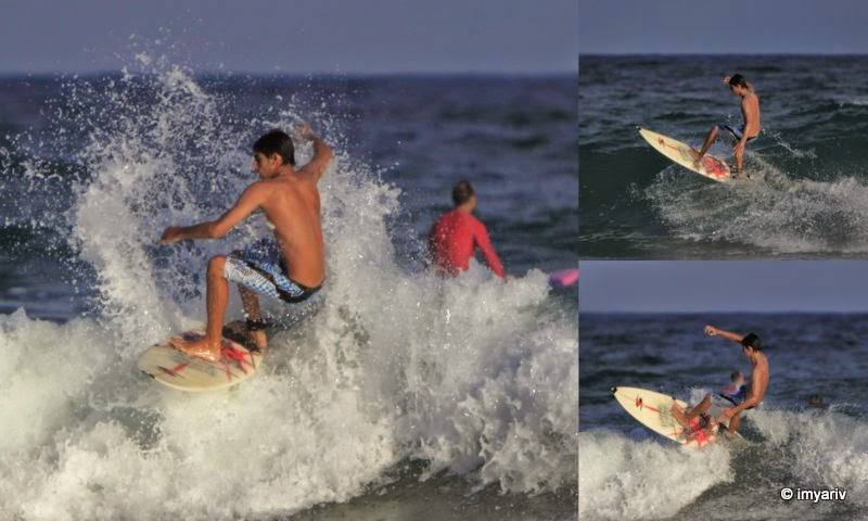 Let's Go Surfing in Israel