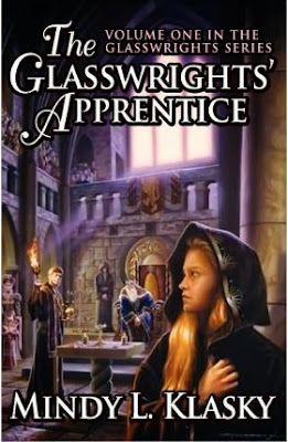 The Glasswrights' Apprentice (Book 1 of 5) by Mindy L. Klasky