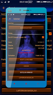 BBM Metalic Angel V2.12.0.11 Apk