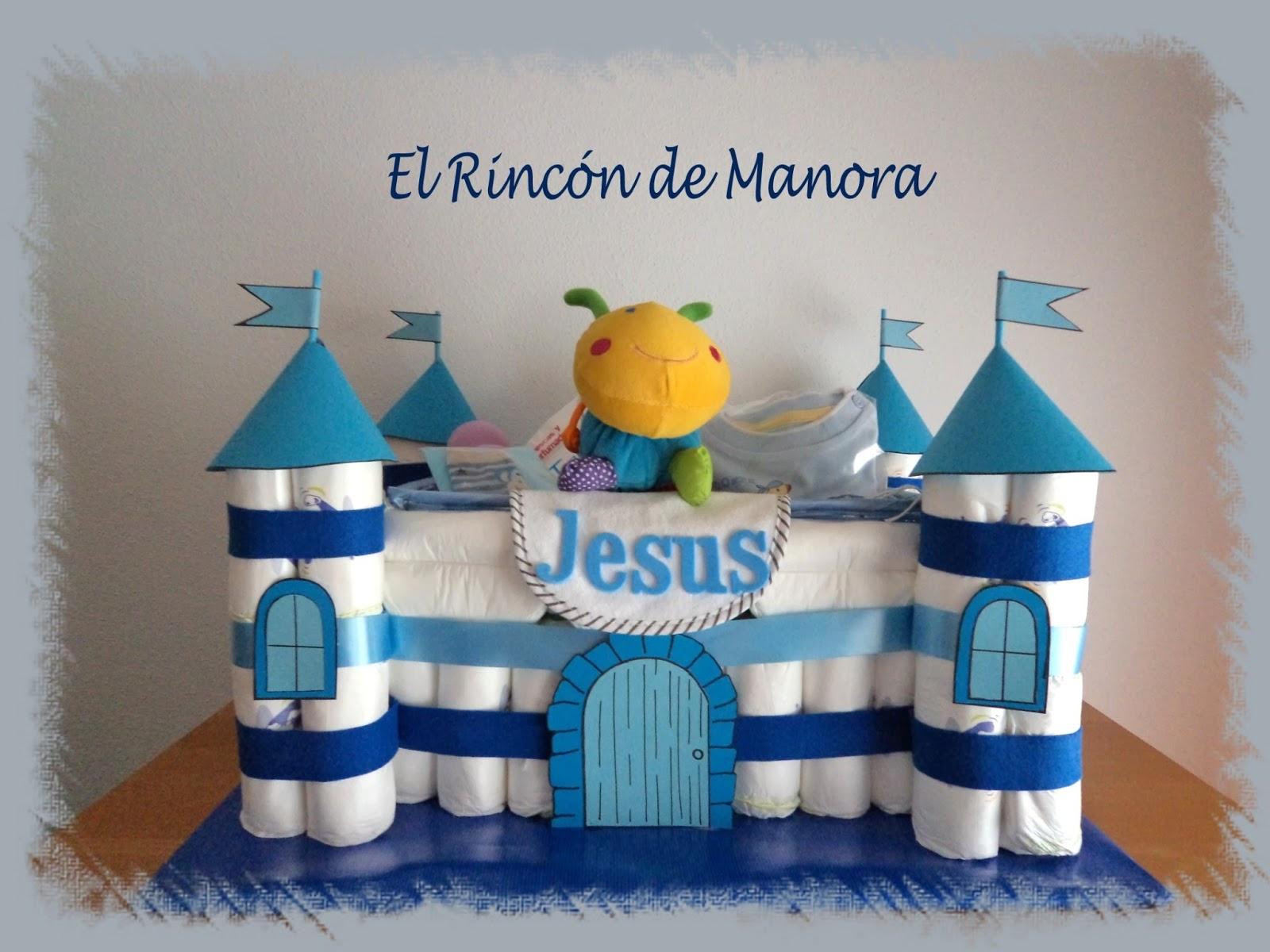 El rinc n de manora castillo de pa ales para ni o - Castillos para ninos de infantil ...