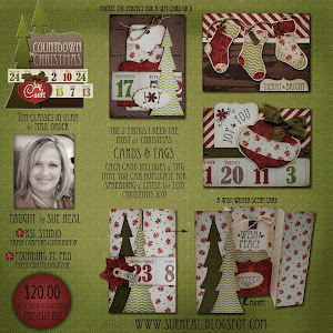 Countdown to Christmas Card Kit