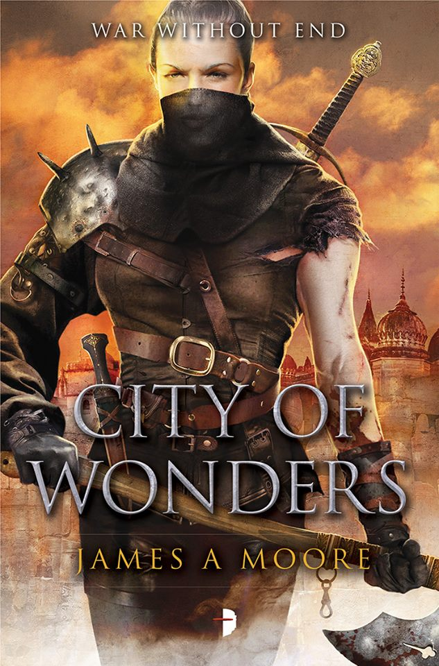 City of Wonders: Seven Forges Book3
